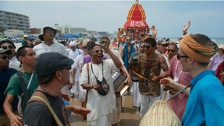 Ratha Yatra in Daytona Beach