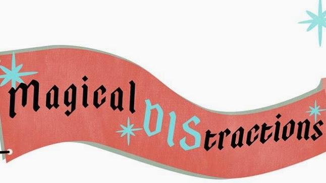 Magical Distractions by Nagaraja Dasa