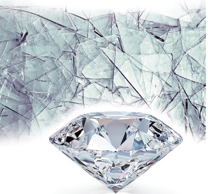 Broken piece of Glass or a Priceless Diamond  by Vraja Bihari Dasa