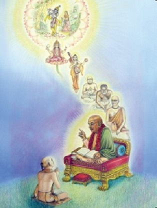The Spiritual Masters by Suresvara Dasa
