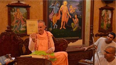 Bhagavata-subodhini A New StudyBook on the Bhägavatam