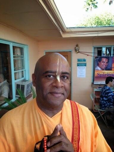 Worldwide Activities of Krishna Consciousness