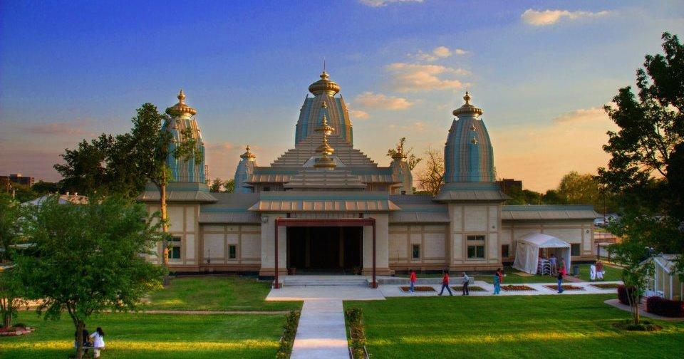 Worldwide Activities of Krishna Consiousness