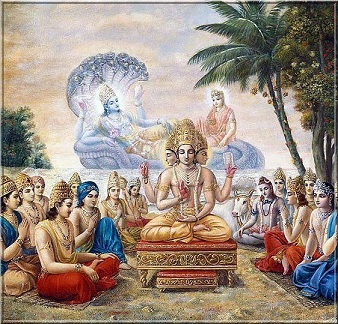 KRISHNA The Biggest Stabilizing and Destabilizing Agent  by Subha Vilasa Dasa