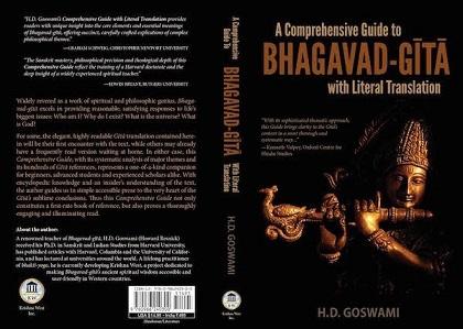 A Comprehensive Guide to Bhagavad Gita