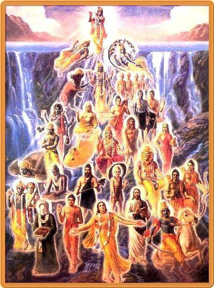 Avatara  The One who Descends by Radhika Vallabha Dasa