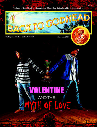 Back To Godhead, Volume-11 Number-03 (Indian), 2014