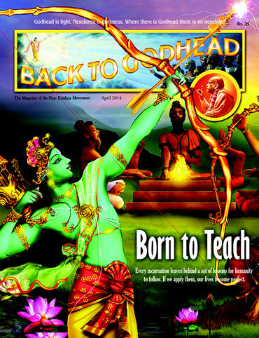 Back To Godhead, Volume-11 Number-05 (Indian), 2014