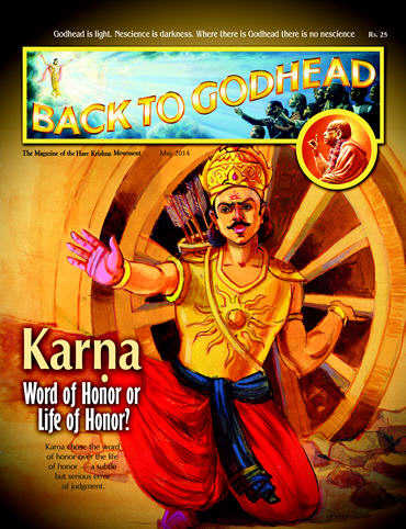 Back To Godhead, Volume-11 Number-06 (Indian), 2014