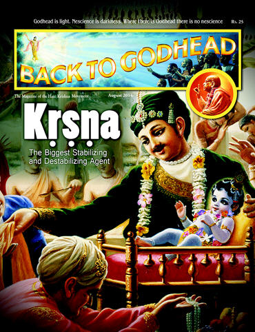 Back To Godhead, Volume-11 Number-08 (Indian), 2014