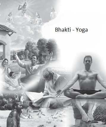 The Uniqueness of Bhakti – Yoga by Vraja Bihari Dasa