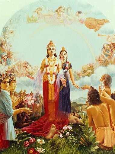 Birth of Prithu