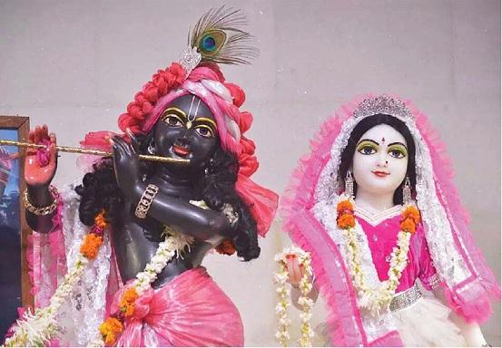 Deity Worship What's in it for me? by Vraja Bihari Dasa