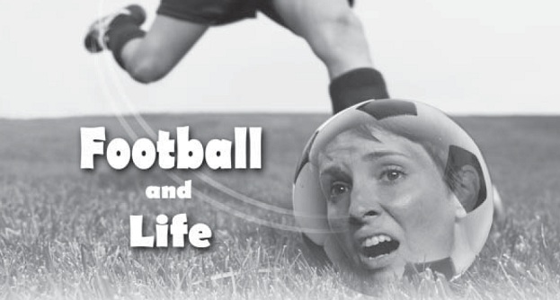 Football and Life by Cintamani Sakhi Devi Dasi