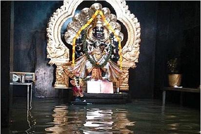 Ganga Floods in Sridham Mayapur