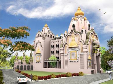Iskcon Colombo Temple