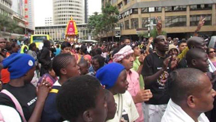 Nairobi Celebrates Ratha Yatra