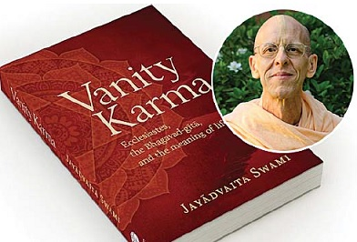 New Book Vanity Karma Explores