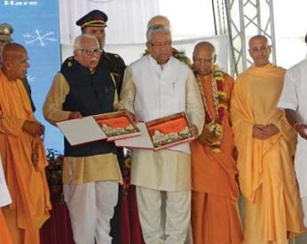ISKCON Kanpur temple opening