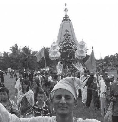Ratha Yatra in Indonesia