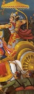 The Story of Karna Death Mahabharata