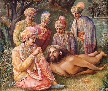 What a Saint Learned from a Prostitute by Caitanya Carana Dasa