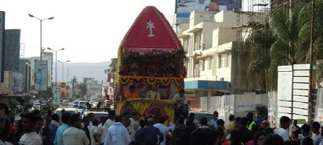 Worldwide Ratha-yatra Celebrations