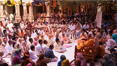 Worldwide Activities of Krishna Consciousness