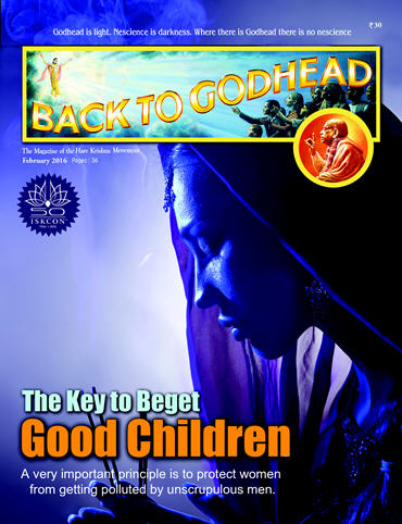 Back To Godhead, Volume-13 Number-02 (Indian), 2016