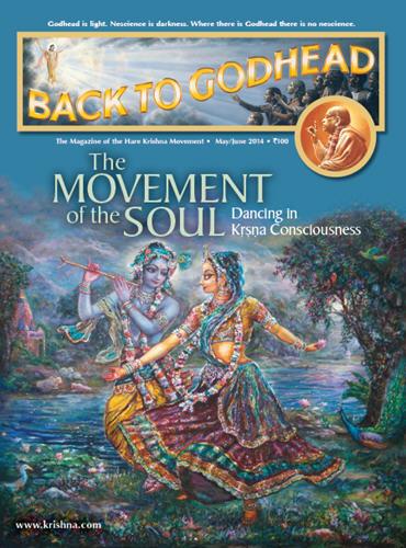 Back To Godhead Volume-48 Number-03, 2014