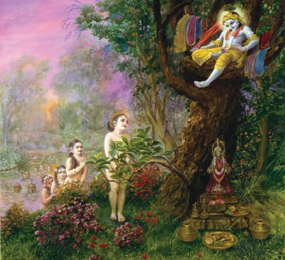 Can God Be Immoral? by Mukundamala Dasa