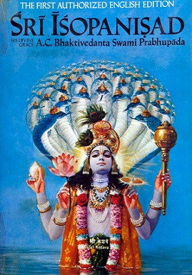 Appreciating Sri Isopanisad by Yudhisthira Dasa