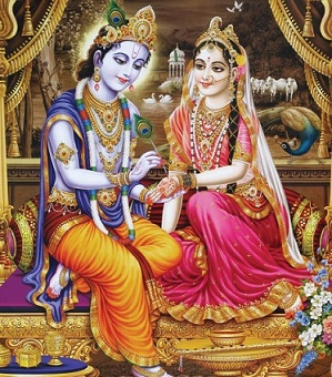 Krishna, The Chief Enjoyment Officer (CEO) by Krsnanandini Devi Dasi