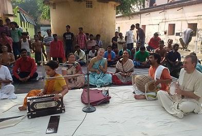 Krishnanagar Jail Preaching