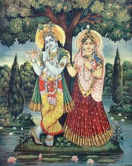 Radharani The Pleasure Potency of Krishna