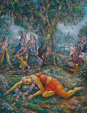Sehnsucht When Vocabulary Encourages Yearning for Krishna by Satyaraja Dasa