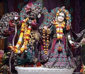Sri Sri Radha-Govindaji