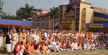 The First Ever ISKCON Youth Leadership Sanga