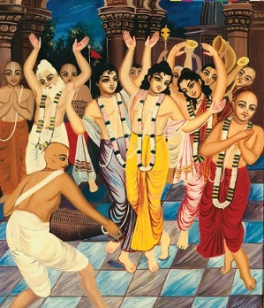 The Movement of the Soul  Dancing in Krishna Consciousness