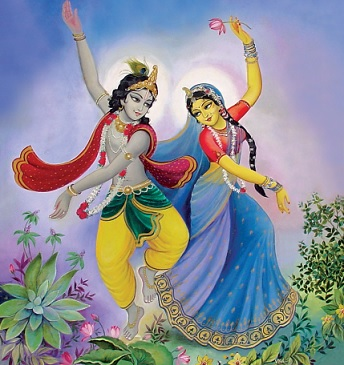 The Movement of the Soul : Dancing in Krsna Consciousness by Satyaraja Dasa