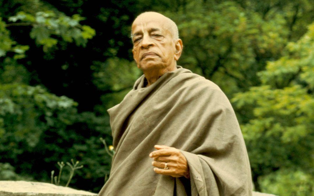 Caitanya Mahaprabhu's Mood of Worship by His Divine Grace A.C. Bhaktivedanta Swami Prabhupada