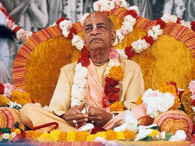Delivering the Message of Krishna by His Divine Grace A. C. Bhaktivedanta Swami Prabhupada